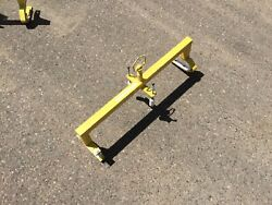206 Main Rotor Head Lifting Fixture Local Fabrication Used Bell Helicopter