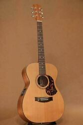 Maton Srs808 Electric Acoustic Guitar With Genuine Hard Case Shipped From Japan