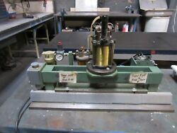 4 Step Air Operated Turning In Machine 30in Wide-case Binding