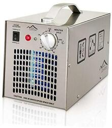 Stainless Steel Commercial Ozone Generator Uv Air Purifier 12000 Mg/hr Industria