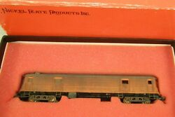 Ho Scale Brass Nickel Plate Products Cssandsb South Shore Line Baggage Car Custom