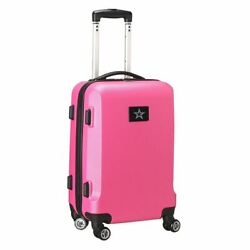 Nfl Dallas Cowboys 20 Pink Domestic Carry-on Spinner