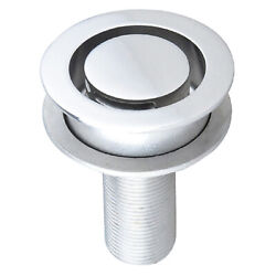 Stainless Marine Boat Gas Fuel Tank Vent For 5/8 Hose Straight Fitting