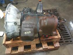 2007 Volvo Heavy Duty Road Tractor Transmission Eaton Fuller 10 Speed