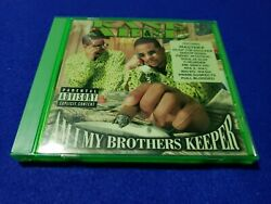Kane And Abel Am I My Brothers Keeper No Limit Records 1998 Neon Green Case Rare