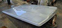 2010-2012 Dodge 3500 Are Tonneau Cover Silver 8and039bed