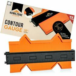 Contour Gauge With Lock From Homezone Center- Profile Tool For Measuring Odd ...