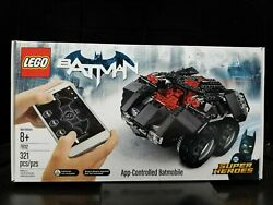 Lego Dc Comics Super Heroes App-controlled Batmobile 🔥 Brand New In Sealed Box