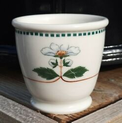 Wilderness Cup Antique Maple Valley Tea Vtg Ghost Halloween Witch Pnw Railroad