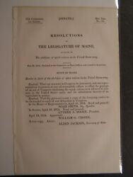 Government Report 1854 The Abolition Of Spirit Rations In The United States Navy