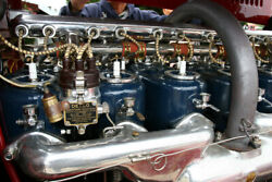Wanted Seagrave F6 T Head Engine Complete Running 1914-1932 Vintage Engine A
