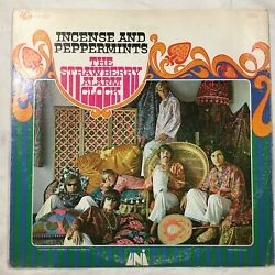 STRAWBERRY ALARM CLOCK Incense and Peppermints UNI Original Psych Lp NICE