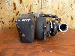 Airesearch Air To Air Heat Exchanger Assembly Gas Turbine Jet Engine Turbo