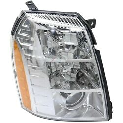 New Right Head Lamp Assembly Fits Cadillac Escalade 2007-2009 Gm2503291
