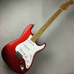 History Hs-sv Candy Apple Red 6 Strings Electric Guitar Japan Shipped