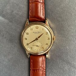 Solid 9ct Gold Vintage 1952 Second Hand Sub-dial - Personalised.