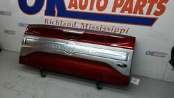 2015 16 17 Ford F150 King Ranch Tailgate Assembly Ruby Red With Applique Oem