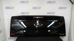 2015 16 17 Ford F150 Lariat Tailgate Assembly Black Step Camera Electric Release