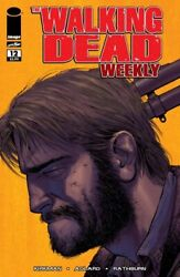 Walking Dead Weekly Complete Run Of 52 Issues Random Covers Shown In Listing Nm.