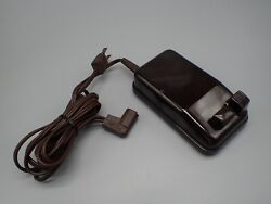 Singer 500 503 Rocketeer Sewing Machine 625299-01 Foot Controller Cord Tested 7
