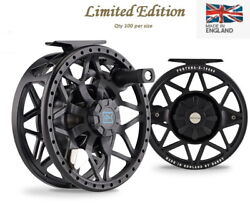 New Limited Edition Hardy Fortuna Z 6000 6/7/8 Wt. Saltwater Fly Fishing Reel