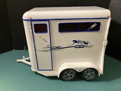 Breyer 2001 Tag-a-long Deluxe 2 Horse Trailer Hitch
