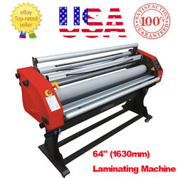 Upgraded 631650mm Full-auto Pneumatic Hot/cold Laminating Machines - Usa