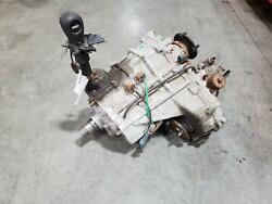 Transfer Case 2001 Toyota 4runner With 81,657 Miles