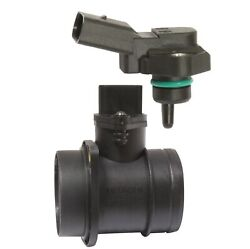 Hitachi Manifold Absolute Pressure And Mass Flow Sensors Kit For Beetle L4 Turbo