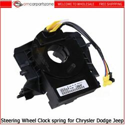 Steering Wheel Clockspring For 2007-2018 Jeep Chrysler Dodge 68339336aa 5156106a