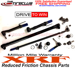 Xrf Chassis Ball Joint Tie Rod Sleeves Kit 08 - 10 Ford F250 F350 Super Duty 4x4