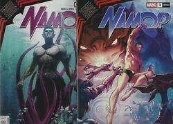 Marvel Comics King In Black Namor 3 A Cover And Variant Cover