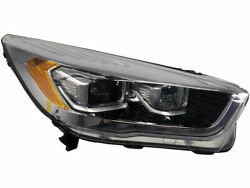 Right - Passenger Side Headlight Assembly For 2017-2019 Ford Escape 2018 S764sf