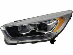 Left - Driver Side Headlight Assembly For 2017-2019 Ford Escape 2018 C853pt