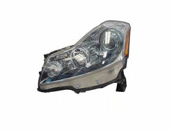 Left - Driver Side Headlight Assembly For 2008-2010 Infiniti M35 2009 Y279qz