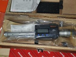 Mitutoyo 3-point Digimatic Digital Holtest Micrometer Bore Gauge Gage 0.65-0.80