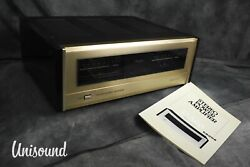 Accuphase P-360 Stereo Power Amplifier In Very Good Condition