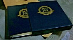 Fifa 100 Years 1904-2004 Official First Day Covers Stamp Collection No 1048/3000