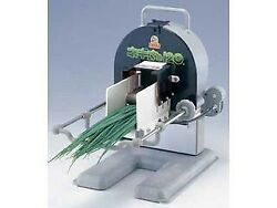Manual Green Onion Cutter Negimaru Feed With Equipment