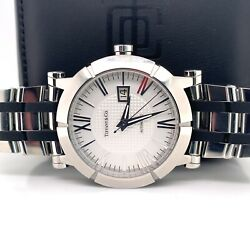 Authentic And Co Atlas Automatic Stainless Steel Watch 42mm Unisex
