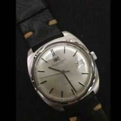 Made In The 1970s Analog Watch For Men's Shipped From Japan