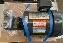 Nikuni Toshiba 3-phase Induction Motor With Pump 20npd07z-j Nosandnbsp