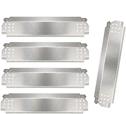 Bbq Heat Plates Shield Tent Burner Cover Stainless Steel For Nexgrill 720-0830h