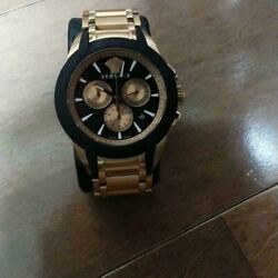 Versace Swiss Made Analogue Wristwatch For Men Shipped From Japan