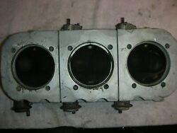 Corvair 140 Hp Big Valve Head Off A Running Motor, Degreased, And Complete