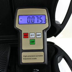 Rugged 220 Lbs For Hvac Digital Refrigerant Electronic Charging Scale Meters