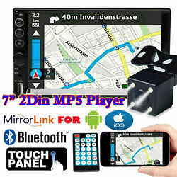 Fit For 2005-2008 Ford F150 F-150 Car Touchscreen Mp5 Hd Stereo Radio+camera