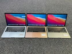 Macbook Air 13 Touch Id 2018 - 1.6ghz I5 - Choose Specs And Condition