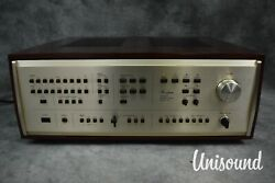 Accuphase C-240 Precision Control Center In Excellent Condition