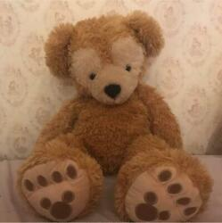 Tokyo Disney Resort Duffy White Tag Plush Toy L Size Shipped From Japan